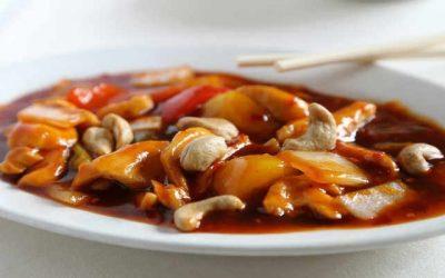 Kung Po Chicken